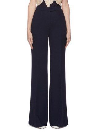 Main View - Click To Enlarge - GABRIELA HEARST - 'Leda' flare pants