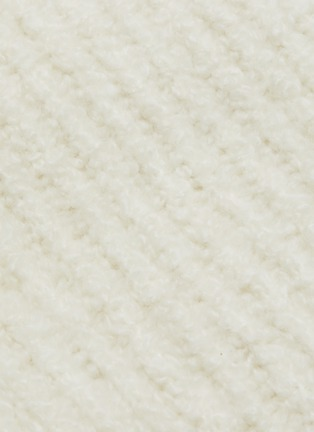 - GABRIELA HEARST - Belted brushed cashmere-silk wrap jacket