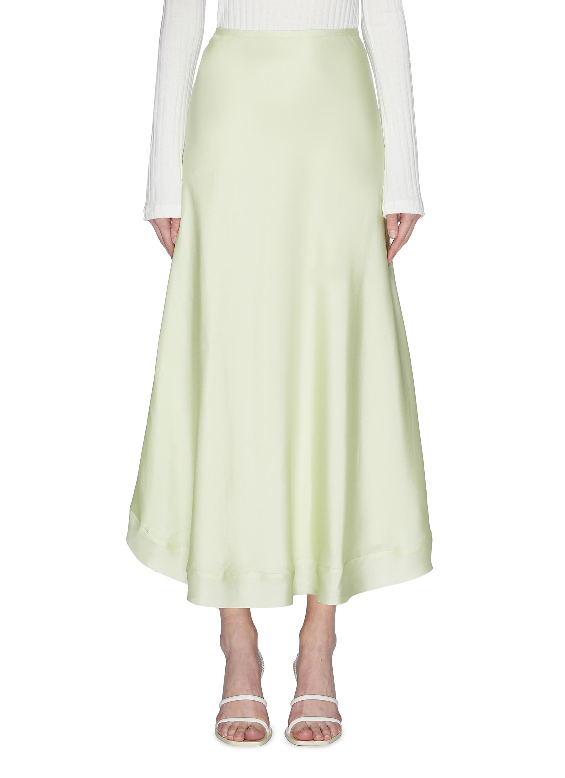 shop Maggie Marilyn 'Feeling Fruity' midi skirt online