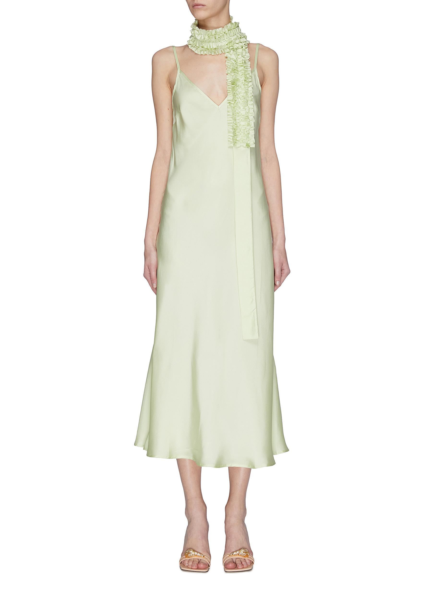 Buy Maggie Marilyn Dresses 'Stand Tall' ruche scarf slip dress