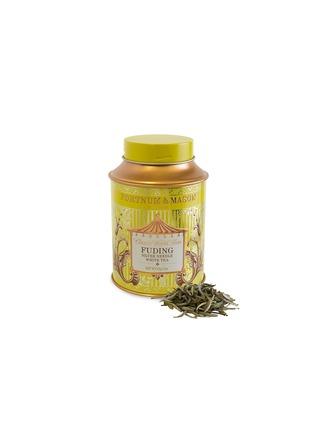 Main View - Click To Enlarge - FORTNUM & MASON - Fuding Silver Needle Tea Leaf Tin