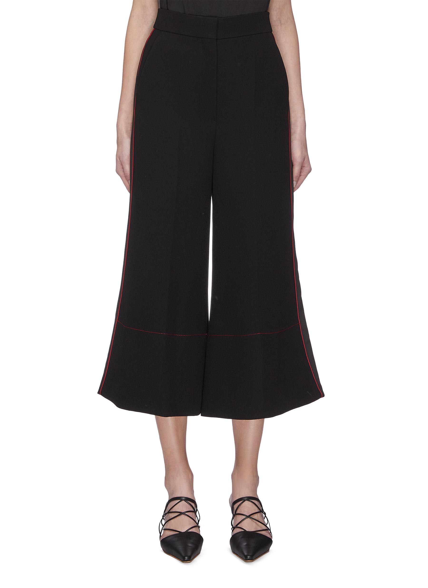 Buy Roksanda Pants & Shorts 'Hasani' wild leg pants
