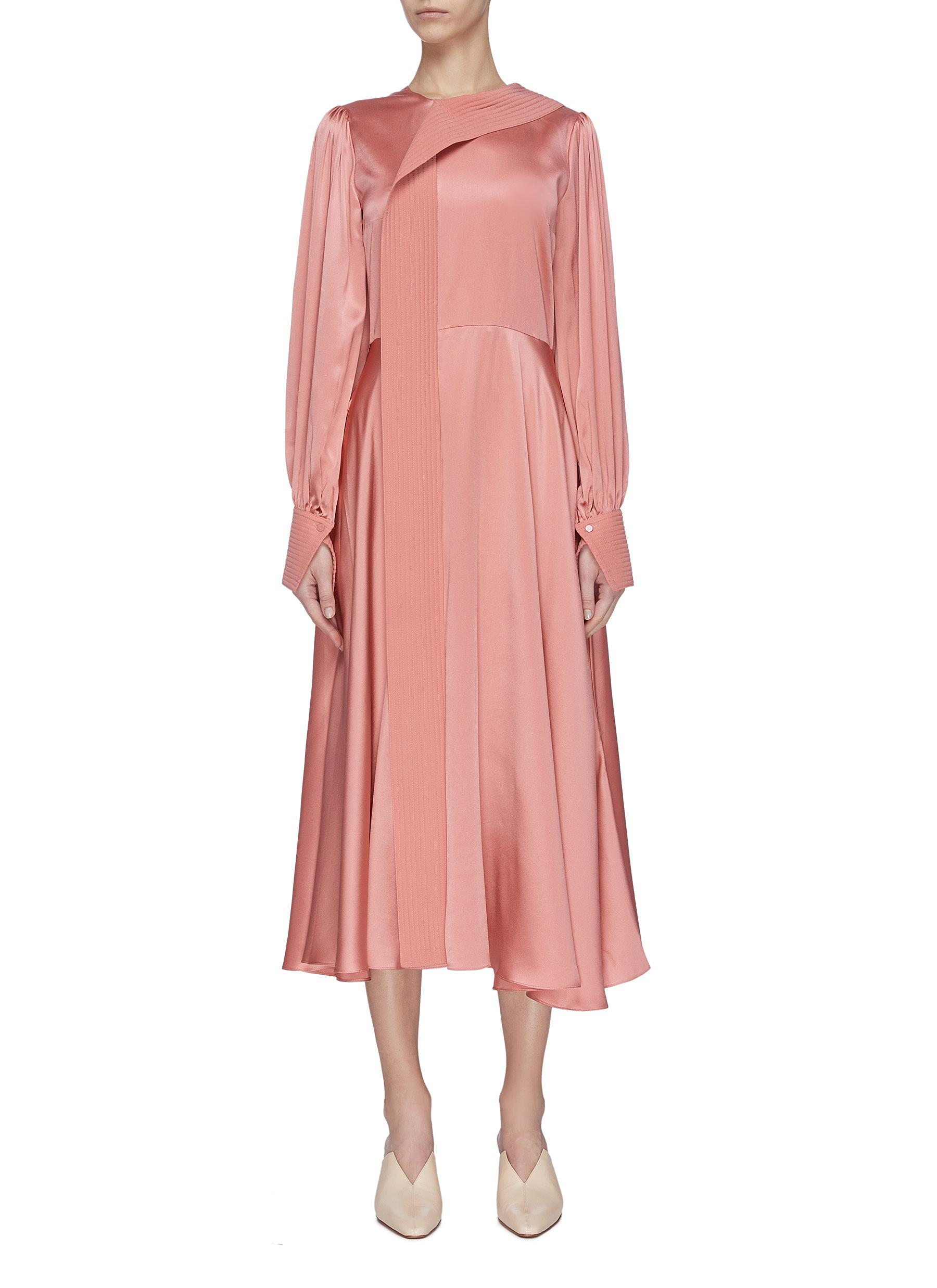 Buy Roksanda Dresses 'Adyn' silk flared dress