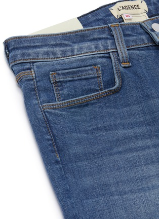 - L'AGENCE - 'Margot' cropped skinny jeans