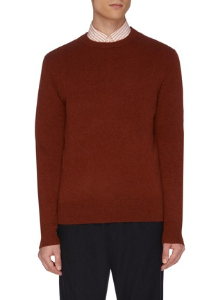 Main View - Click To Enlarge - EQUIL - Crew neck cashmere sweater