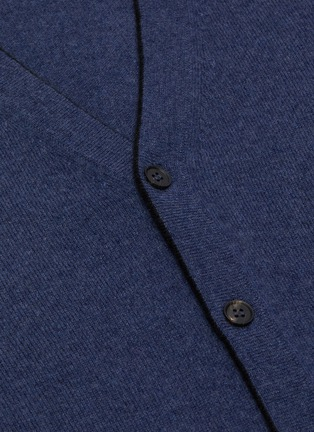 - EQUIL - Button up cashmere cardigan