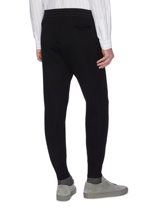 Back View - Click To Enlarge - EQUIL - Cashmere jogging pants