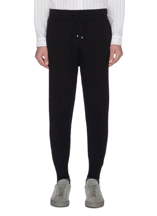 Main View - Click To Enlarge - EQUIL - Cashmere jogging pants