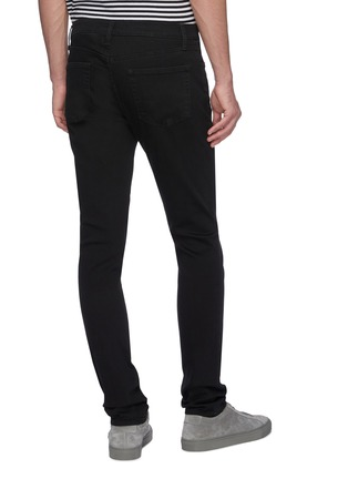 Back View - Click To Enlarge - J BRAND - 'Tyler' viscose slim fit jean