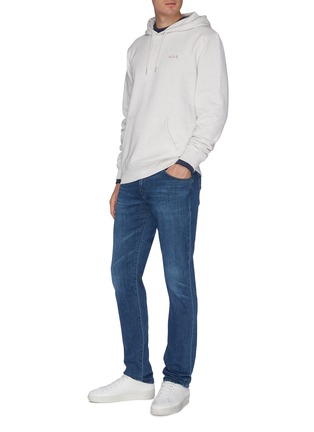 Figure View - Click To Enlarge - J BRAND - 'Tyler' slim fit stretch jeans