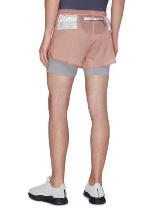 Back View - Click To Enlarge - SATISFY - Trail Long Distance Performance Shorts
