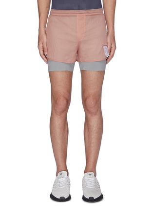Main View - Click To Enlarge - SATISFY - Trail Long Distance Performance Shorts