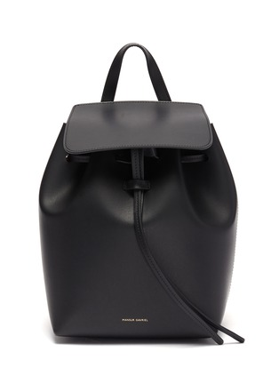Main View - Click To Enlarge - MANSUR GAVRIEL - 'Cammello Mini' leather backpack