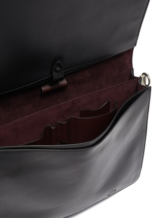 Detail View - Click To Enlarge - MÉTIER - 'Metropolitan' portfolio messenger bag