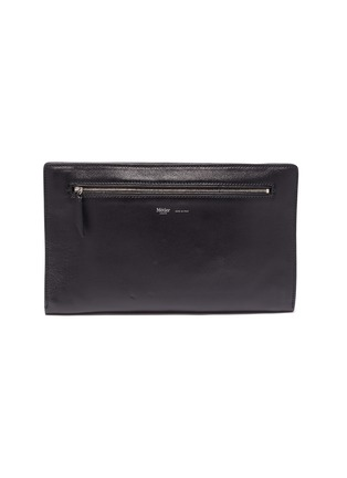 Main View - Click To Enlarge - METIER - 'Runaway I' buffalo leather envelope pouch
