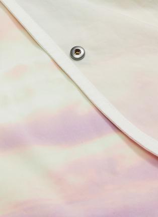 - ARMY BY YVES SALOMON - 'Bachette' sky dye windbreaker coat