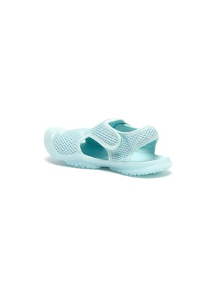 Detail View - Click To Enlarge - FILA - Cutout perforated toddler sandals