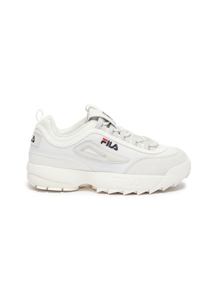 Main View - Click To Enlarge - FILA - 'Disruptor II Lite' chunky outsole panelled sneakers