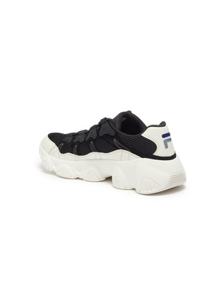 - FILA - 'Jagger' chunky outsole panelled sneakers