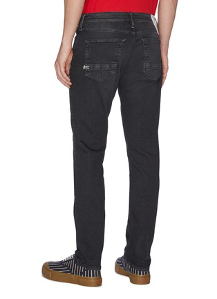 Back View - Click To Enlarge - DENHAM - 'Razor' slim fit jeans