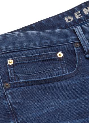 - DENHAM - 'Razor' washed slim fit jeans