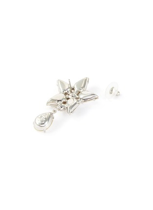 Detail View - Click To Enlarge - JENNIFER BEHR - 'Celina' crystal embellished earrings