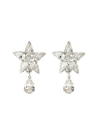 Main View - Click To Enlarge - JENNIFER BEHR - Celina' crystal embellished earrings