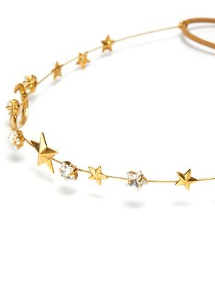 Detail View - Click To Enlarge - JENNIFER BEHR - 'Nova Bandeaux' crystal embellished head band