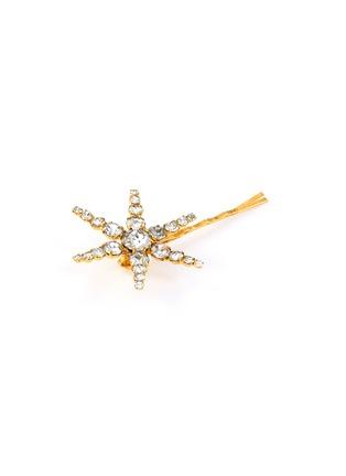 Detail View - Click To Enlarge - JENNIFER BEHR - 'Aurelia' embellished star bobby pin set