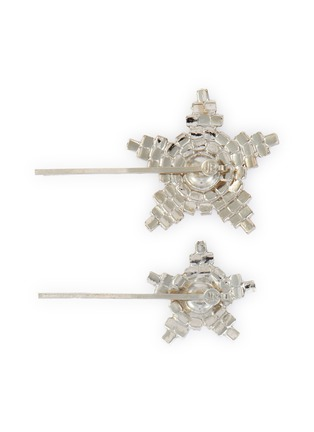 Figure View - Click To Enlarge - JENNIFER BEHR - 'Eilish' pearl embellished bobby pin