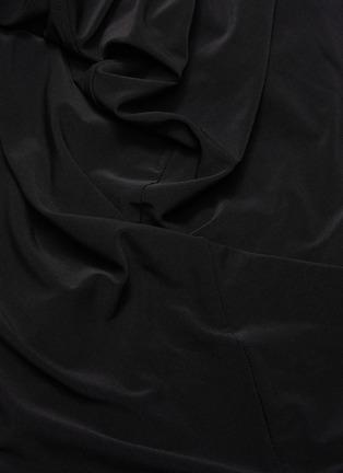 - NORMA KAMALI - Sleeveless cowl neck jumpsuit