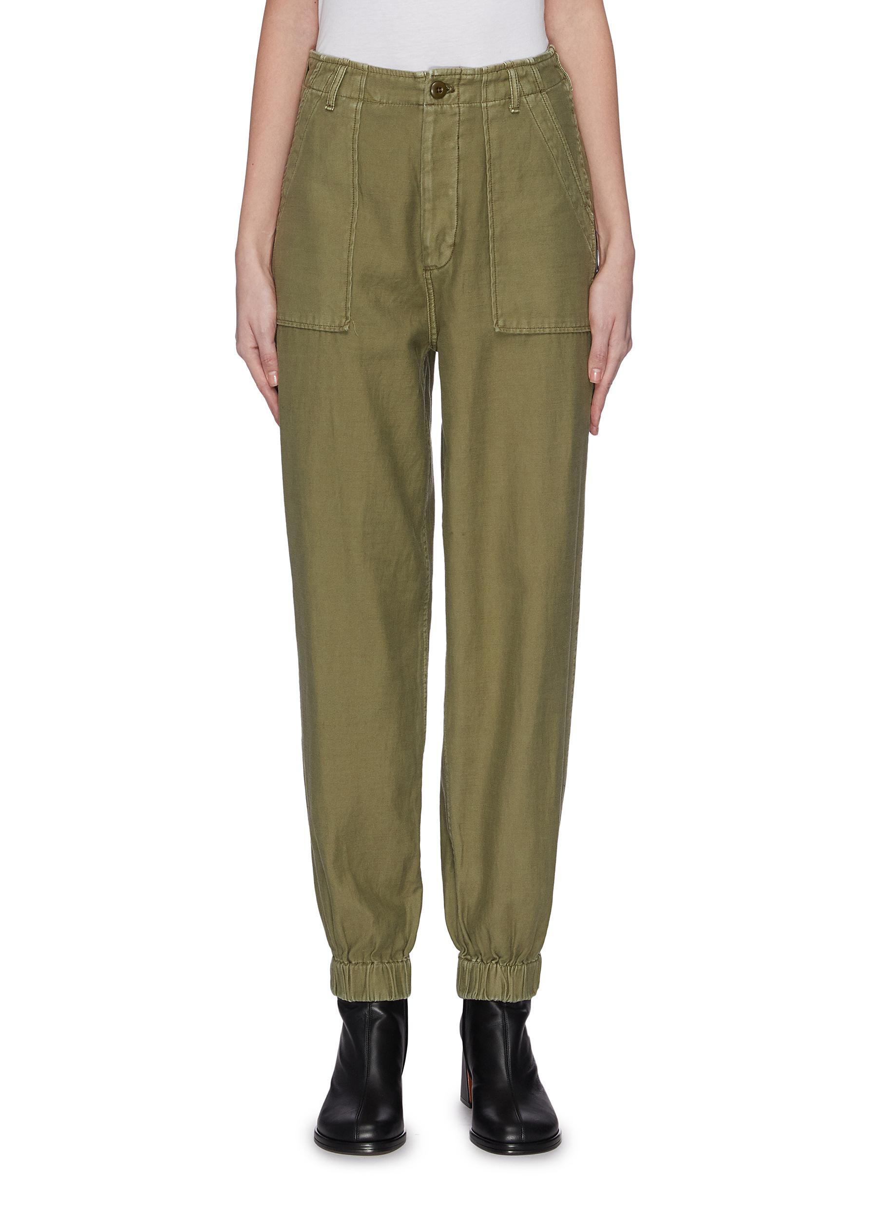 Buy R13 Pants & Shorts Utility jogging pants