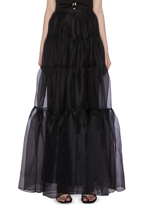 Main View - Click To Enlarge - STAUD - 'Dragon' Ruffle Tulle Skirt