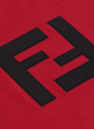 - FENDI SPORT - Logo print T-shirt