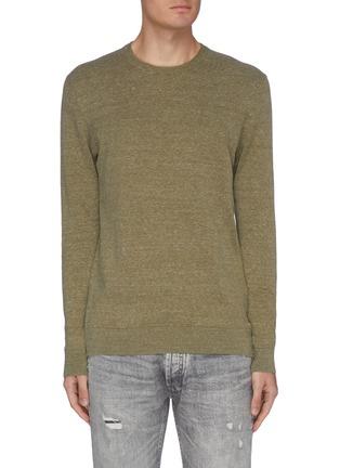 Main View - Click To Enlarge - DENHAM - 'Cadet' crewneck sweater