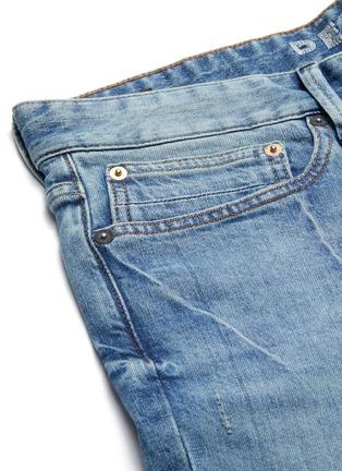 - DENHAM - 'Future' ombre wash skinny jeans