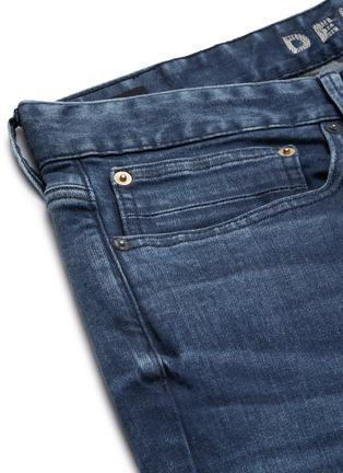 - DENHAM - 'Bolt' dark wash skinny jeans