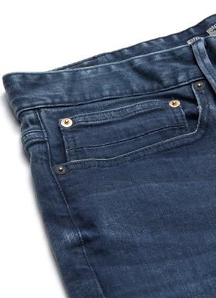 - DENHAM - 'Razor' dark wash slim jeans