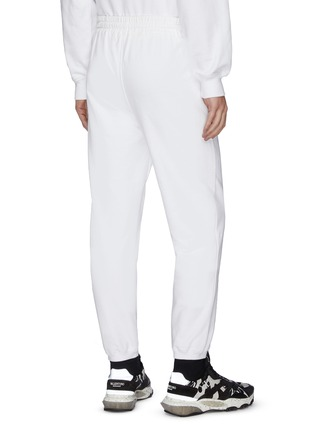 - ALEXANDER WANG - x Lane Crawford 'Bling' logo embellished unisex jogging pants