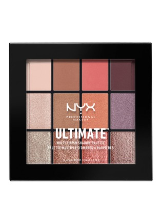 Main View - Click To Enlarge - NYX PROFESSIONAL MAKEUP - Ultimate Multi-Finish Shadow Palette – 06 Sugar High