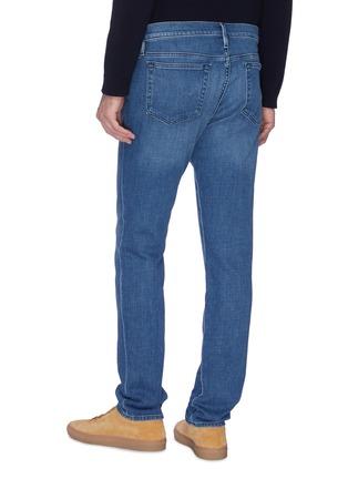 Back View - Click To Enlarge - FRAME DENIM - 'L'Homme' slim jeans