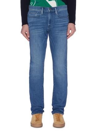 Main View - Click To Enlarge - FRAME DENIM - 'L'Homme' slim jeans