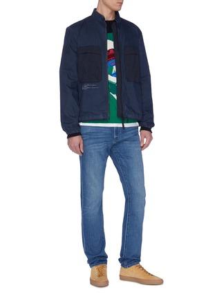 Figure View - Click To Enlarge - FRAME DENIM - 'L'Homme' slim jeans