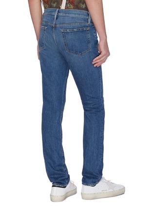 Back View - Click To Enlarge - FRAME DENIM - 'L'homme' slim fit jeans