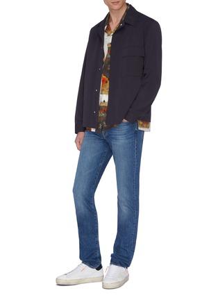 Figure View - Click To Enlarge - FRAME DENIM - 'L'homme' slim fit jeans