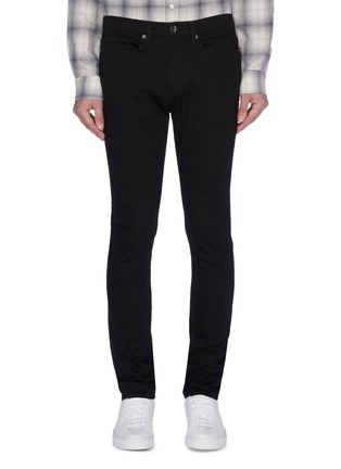 Main View - Click To Enlarge - FRAME DENIM - ''L'Homme' skinny jeans