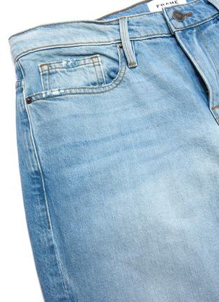 - FRAME DENIM - 'L'Homme' Distress Skinny Jeans