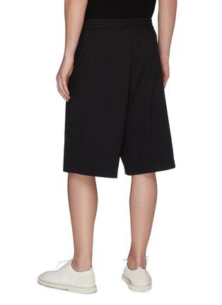 Back View - Click To Enlarge - DEVOA - Culotte Shorts