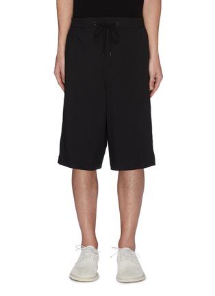 Main View - Click To Enlarge - DEVOA - Culotte Shorts