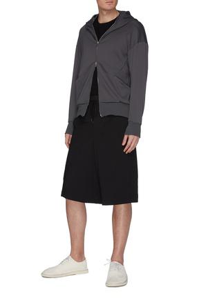 Figure View - Click To Enlarge - DEVOA - Culotte Shorts